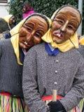 Carnaval de forêt noire, Allemagne Photographie stock libre de droits