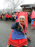 Carnaval de forêt noire, Allemagne Image libre de droits
