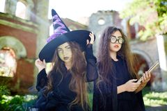 Carnaval de Halloween Photos libres de droits