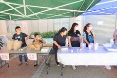 Carnaval 2015 de Hong Kong Dragon Boat Festival fotos de stock royalty free