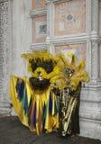 Carnaval de Italia, Venecia Imágenes de archivo libres de regalías