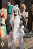 Carnaval de Jérusalem, Israël - de Purim Photographie stock