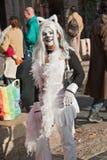 Carnaval de Jerusalén, Israel - de Purim Fotografía de archivo