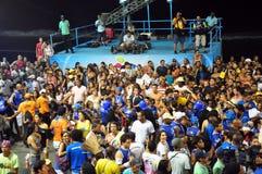 Carnaval de la calle Imagen de archivo