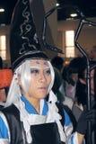 Carnaval de la historieta Fotografía de archivo libre de regalías