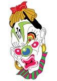 Carnaval de la máscara Imágenes de archivo libres de regalías