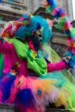 Carnaval de la máscara de Venecia Fotos de archivo