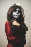 Carnaval de la mort Photo libre de droits