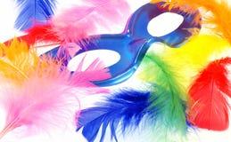 Carnaval de la pluma Imagen de archivo