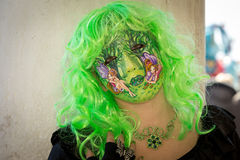 Carnaval de máscaras de Veneza Fotografia de Stock Royalty Free