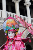 Carnaval de masque de Venezia Photo libre de droits