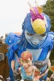 Carnaval de Niza Foto de archivo