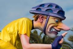 Carnaval de Niza Imagen de archivo libre de regalías