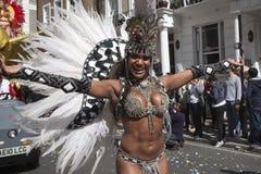 Carnaval de Notting Hill Foto de archivo libre de regalías