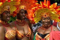 Carnaval de Notting Hill Imagem de Stock Royalty Free