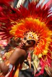 Carnaval de Notting Hill, 2010 Images stock