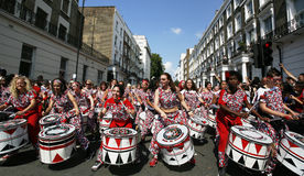 Carnaval de Notting Hill, 2013 photographie stock