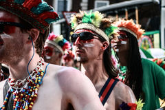 Carnaval 2008 de Notting Hill Imagen de archivo libre de regalías