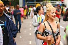 Carnaval 2008 de Notting Hill Imagen de archivo