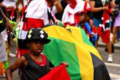 Carnaval 2008 de Notting Hill Fotografía de archivo libre de regalías
