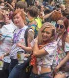 Carnaval de Notting Hill em Londres Imagem de Stock Royalty Free