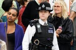 Carnaval de Notting Hill em Londres ocidental, Reino Unido Foto de Stock Royalty Free
