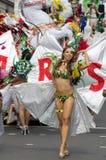 Carnaval de Notting Hill em Londres ocidental, Reino Unido Foto de Stock