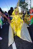 Carnaval de Notting Hill en Londres del oeste, Reino Unido Imagenes de archivo