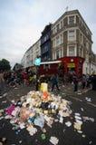 Carnaval de Notting Hill en Londres del oeste, Reino Unido Imagen de archivo libre de regalías