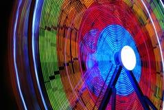 Carnaval de nuit photo libre de droits