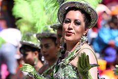 Carnaval de Oruro Foto de archivo