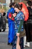 carnaval de ourem Πορτογαλία Στοκ εικόνες με δικαίωμα ελεύθερης χρήσης