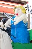 carnaval de ourem portugal Arkivfoto