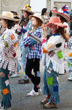 Carnaval de Ourem, Portugal Royalty Free Stock Photography