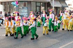 carnaval De Ourem Portugal zdjęcie stock