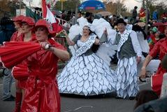 Carnaval de Ovar, Portugal Stock Image