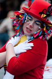 Carnaval de Ovar, Portugal Royalty Free Stock Images