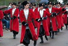 carnaval de ovar portugal Royaltyfri Foto