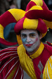 Carnaval de Ovar, Portugal Royalty Free Stock Images