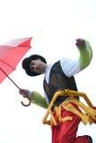 Carnaval de Ovar, Portugal Royalty Free Stock Photo
