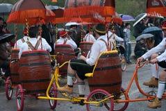 Carnaval de Ovar, Portugal Royalty Free Stock Photos