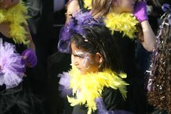 Carnaval 2016 de Paphos photos stock