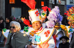 Carnaval de Paris 2011 Images stock