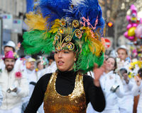Carnaval de Paris 2011 Photographie stock libre de droits