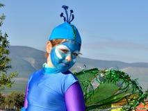 Carnaval de Purim Photos stock