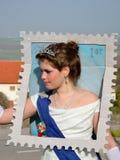 Carnaval de Purim Image stock