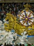 Carnaval de Río, 2008. Foto de archivo libre de regalías