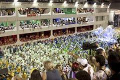 Carnaval de Río Fotografía de archivo