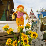 Carnaval de ressort en Russie Images stock