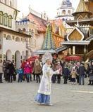 Carnaval de ressort en Russie Images libres de droits